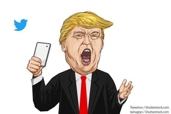 トランプ大統領と安倍首相がやる「ネット政治」