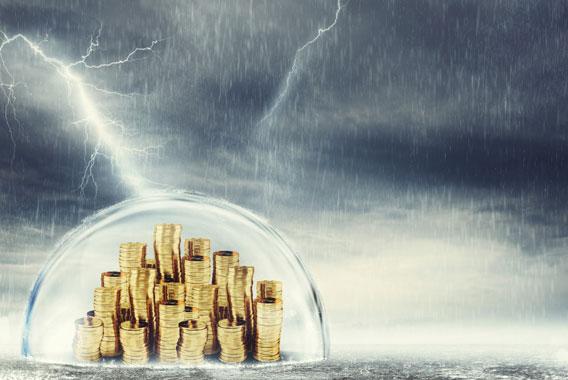 最優先のリスク管理の対象は財務