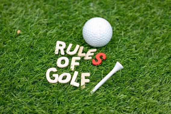 ゴルフ規則の大改正。初心者が始めやすくなりました