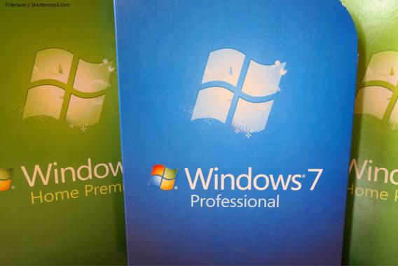 困った! Windows 7のサポート切れに対応できない