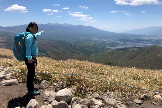 〈番外編peak2〉霧ヶ峰・車山で登山を楽しむ!