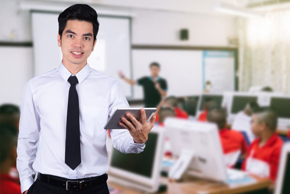 教員の職場改善。見過ごされたネットワーク環境