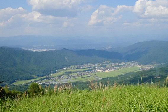 〈番外編peak3〉ミステリアスな名山、位山へ
