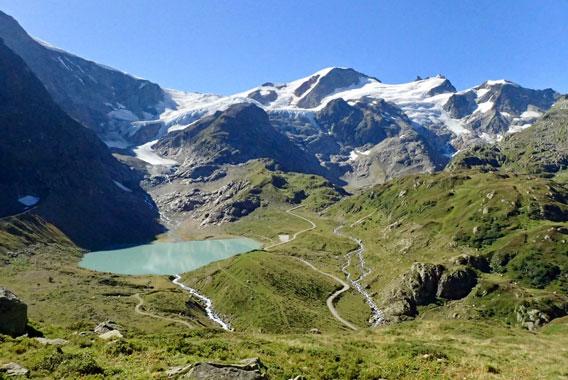 スイスで経験したシュタイン氷河トレッキング