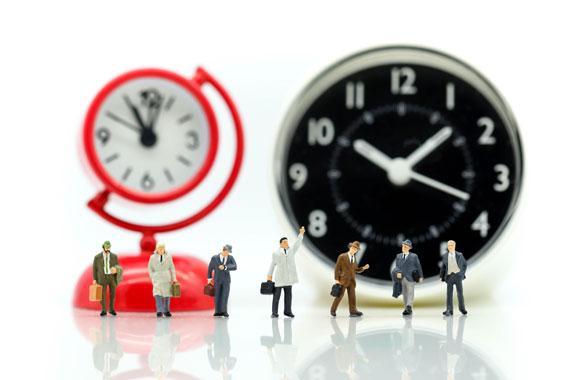 変形労働時間制に関する書面1
