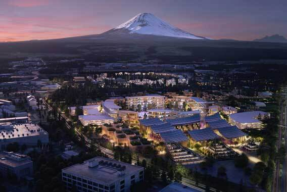 NTTとトヨタが資本提携。実証都市つくる