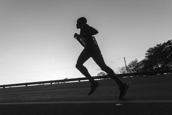 マラソンで五輪連覇「裸足の哲人」アベベ・ビキラ