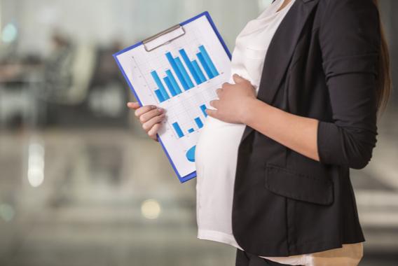 妊娠から産後休業までに関する書面