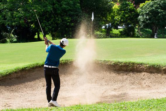 テレワークのストレス対策としても有効なゴルフ