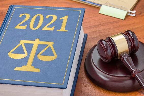 チェックすべき2021年施行の改正法令(前編)