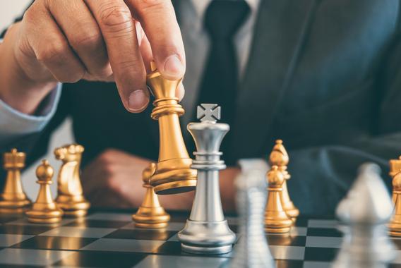 戦略の誤りは戦術ではカバーできない