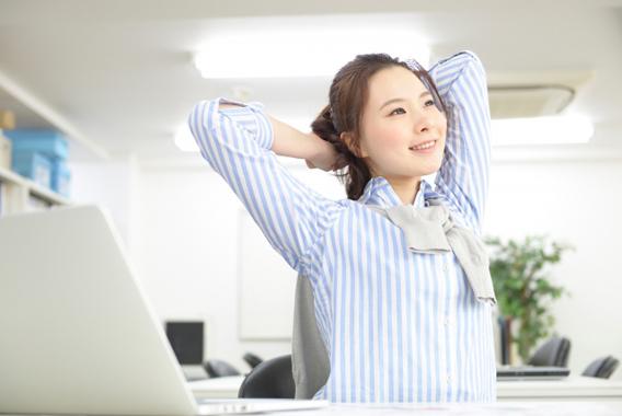仕事のパフォーマンスを高めるリフレッシュ法
