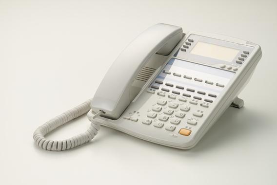 社内電話を転送するには?ビジネスフォンの使い方