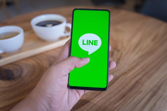 LINEの「ノート」で情報を共有する