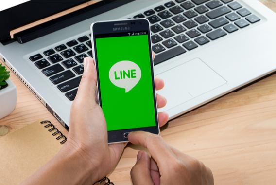 LINEの最新機能を使う