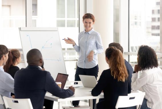 リーダーの表現力は3つのポイントで向上する