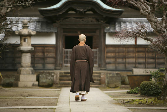 名僧の教え(2)上杉謙信に示唆した人間の「根本的な意義」
