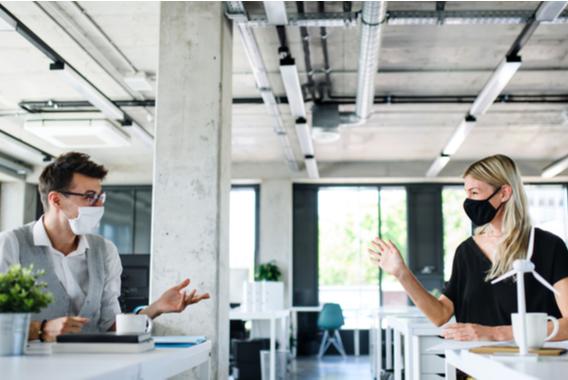 男女の意識差に変化。働き方意識調査2021
