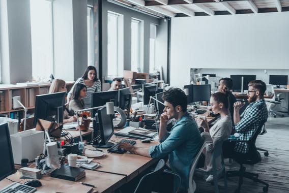 オフィスWi-Fi導入実態調査2021