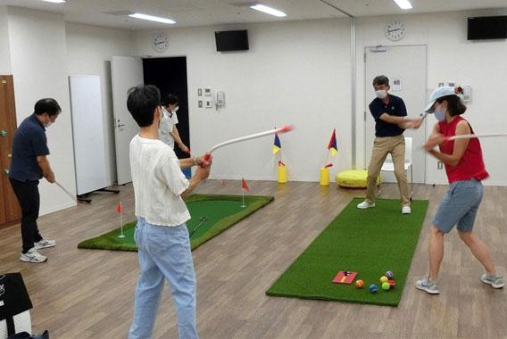 ゴルフでできる健康維持・増進の4要素(前編)