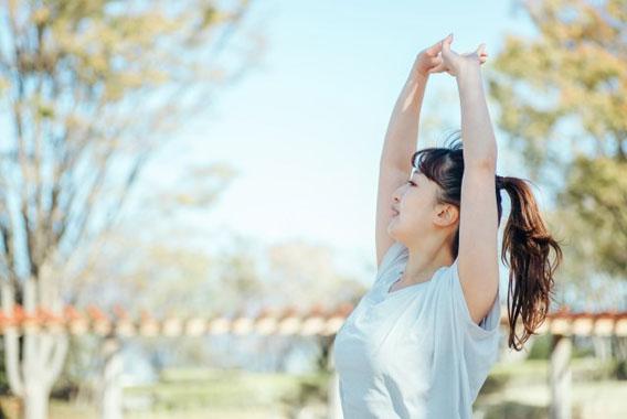 運動の秋、スタミナを付けて仕事の効率も高める