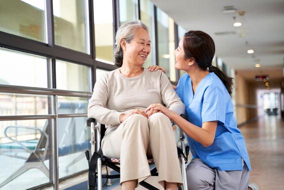 介護・福祉に寄るIT化の波