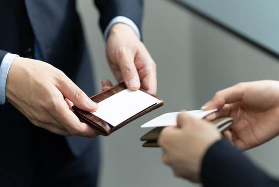 Q. 持ち帰った名刺の管理や共有をスムーズに行いたい(旧ネットの知恵袋 for Business)