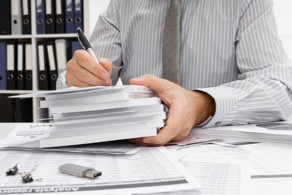 Q. 手書きの書類を効率的にデータ化したい(旧ネットの知恵袋 for Business)